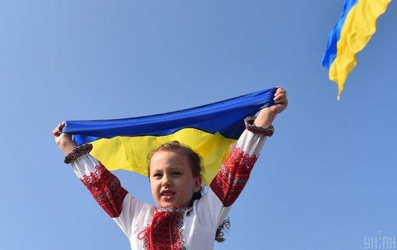 Слава «старій» Україні!