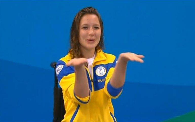 Паралімпіада: Україна 9 в командному заліку