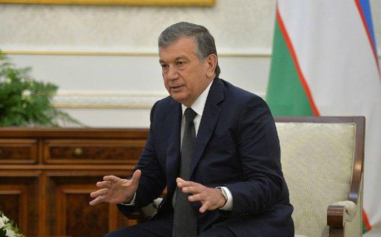 «Ми почали спілкуватися з талібами не вчора, а два роки тому»,  — президент Узбекистану