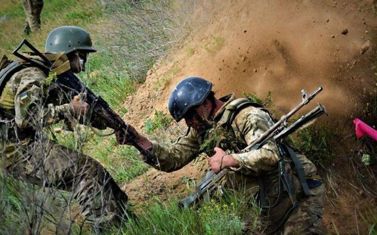 ОТУ «Схід»: від обстрілу росіян троє військових отримали осколкові поранення