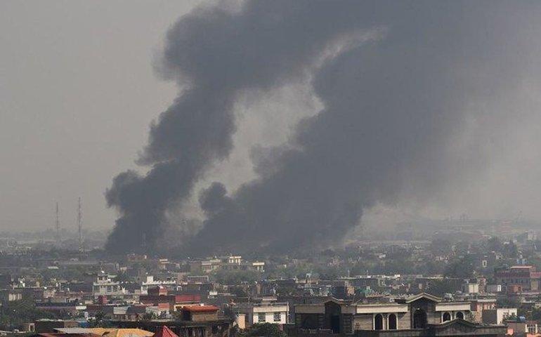 В Кабулі стались нові вибухи після попередження Байдена про можливий теракт
