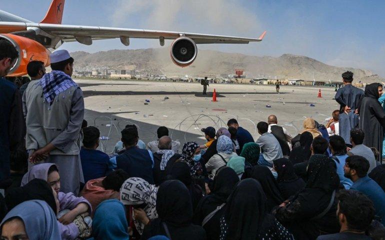 «Ісламська держава» взяла відповідальність за ракетний удар по аеропорту Кабула