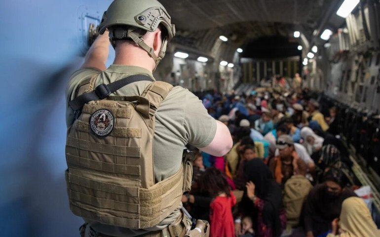 Кінець місії США в Афганістані: у країні тепер повністю господарює Талібан