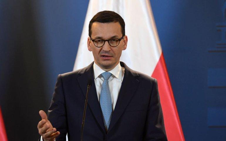 Прем'єр-міністр Польщі пропонує ввести надзвичайний стан на кордоні з Білоруссю
