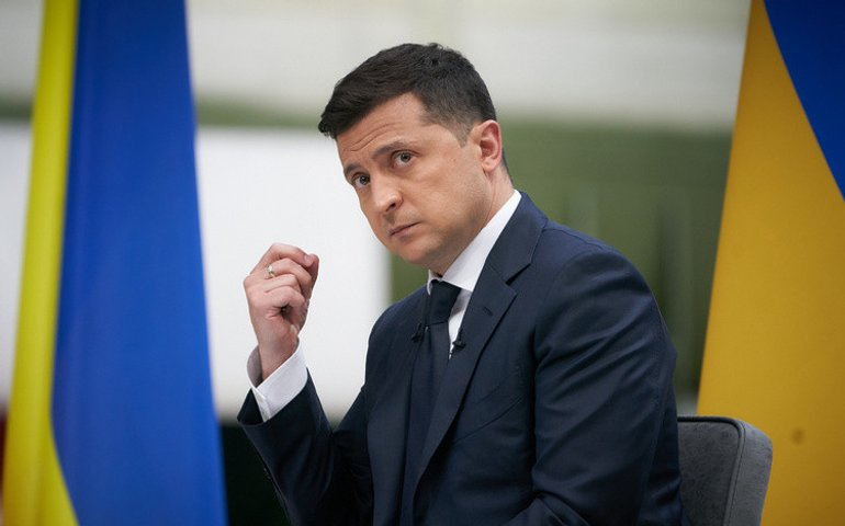 Володимир Зеленський назвав перше питання, з якого сьогодні почне зустріч з Джо Байденом