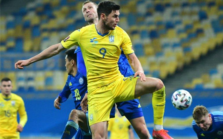 Перший матч нового тренера: сьогодні збірна України грає з Казахстаном