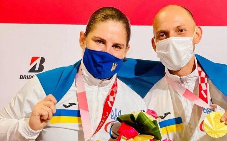 Легкоатлети здобули для України ще два золота на Паралімпіаді
