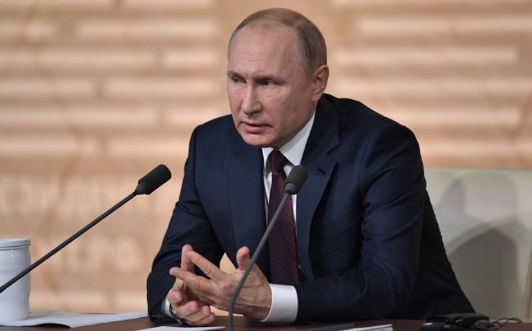 У Путіна зробили заяву про прагнення України вступити в НАТО