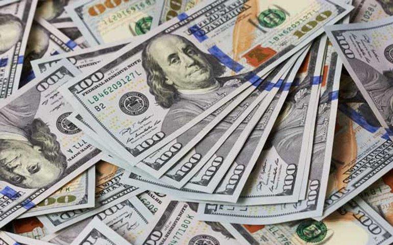 НБУ повідомляє: Курс долара піднявся вище 27 гривень