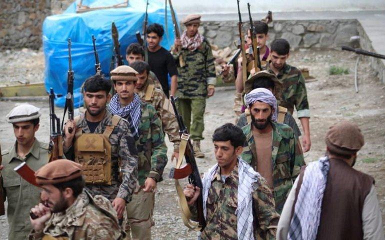 Афганістан: таліби наступають на провінцію Панджер, сили опору мінують підступи та підірвали перевал
