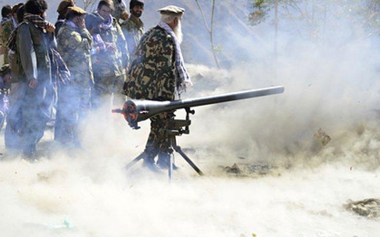 Рух опору заявив про знищення 600 талібів у Панджері