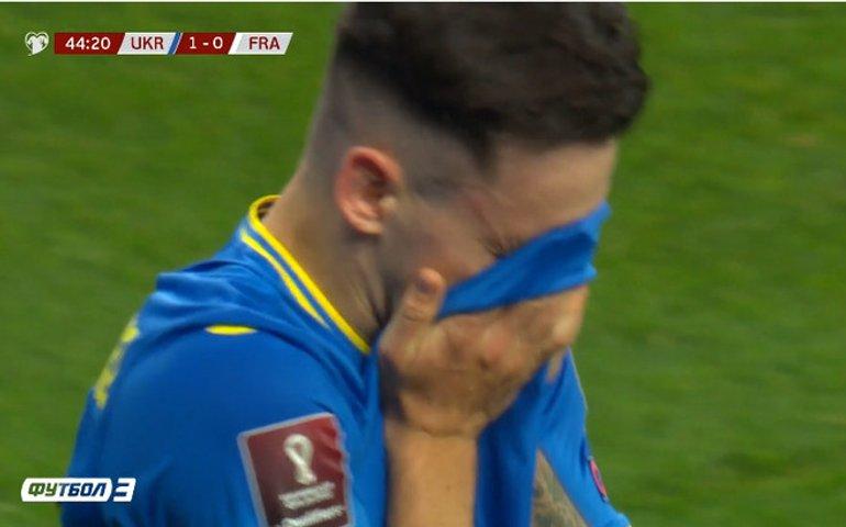 Україна зіграла внічию з Францією у відборі на Чемпіонат світу
