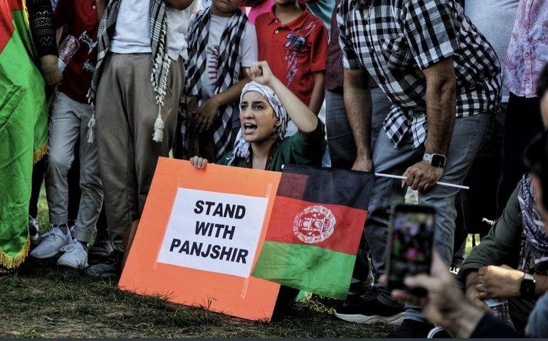Таліби розігнали антипакистанський мітинг у Кабулі