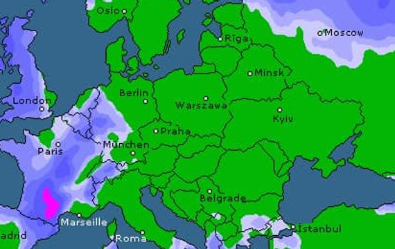 Погода на 9 вересня від Наталки Діденко