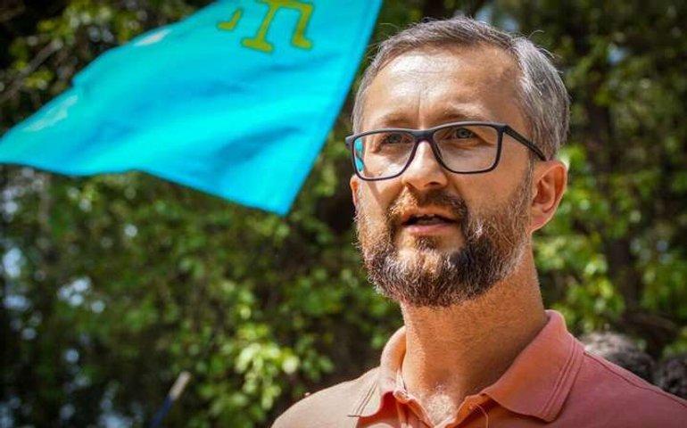 Затриманий ФСБ в Криму Джеляль розповів, що йому одягали мішок на голову, а одного з затриманих били