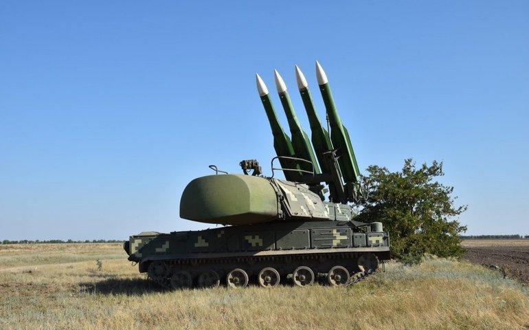 РФ в окупованому Криму провела навчання з протиповітряної оборони