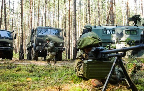 Початок маневрів РФ та Білорусі. Контекст та деталізація від InformNapalm мають значення