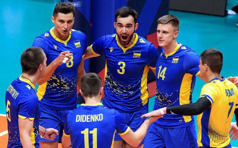 Унікальний матч: в 1/8 фіналу чемпіонату Європи з волейболу українці зіграють зі збірною Росії