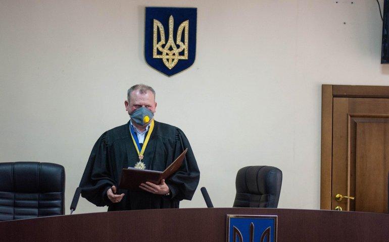 ОНОВЛЕНО: під Києвом знайшли мертвим суддю Печерського суду Писанця