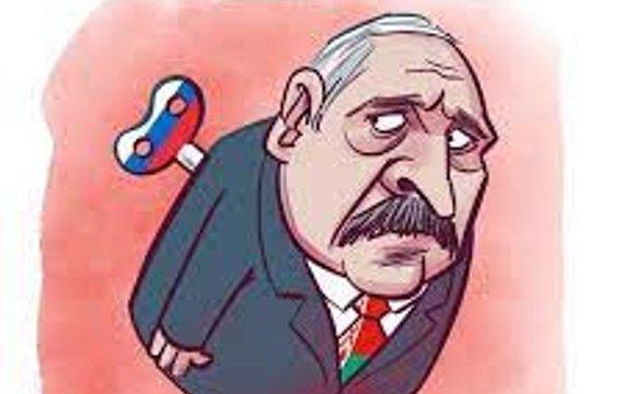 Як Кремль використовує безпорадність Лукашенка