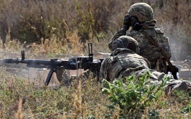 Бойовики стріляли поблизу Зайцевого на Донбасі