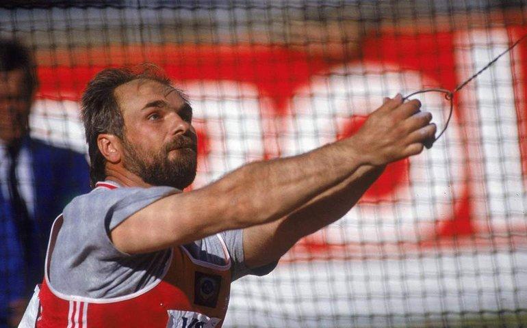 Помер дворазовий олімпійський чемпіон Юрій Сєдих