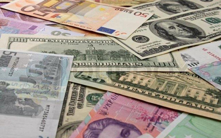 НБУ повідомляє: Курс долара знову впав до мінімуму