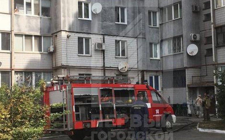 У Кривому Розі на вулиці Мухіна стався вибух у багатоповерхівці