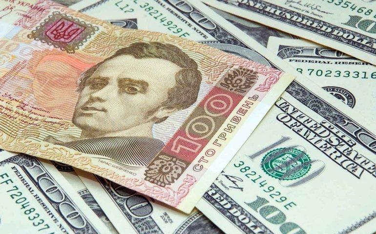 НБУ повідомляє: Курс долара зростає третій день поспіль