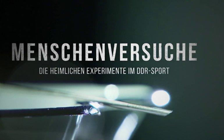 ARD: Секретное дело «Допинг». Секретные эксперименты на спортсменах-любителях в ГДР.