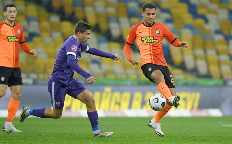 «Шахтар» розгромив «Маріуполь» з рахунком 5:0