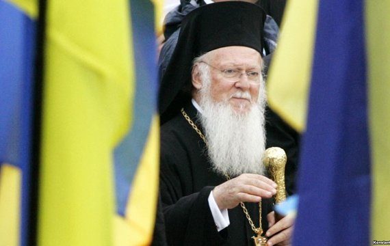 Российские спецслужбы развернули новое ИПСО против Вселенского патриарха– сравнивают его с Гитлером!