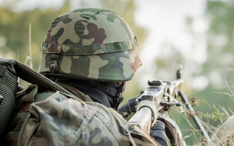 У неділю зросла інтенсивність обстрілів в зоні ООС — штаб