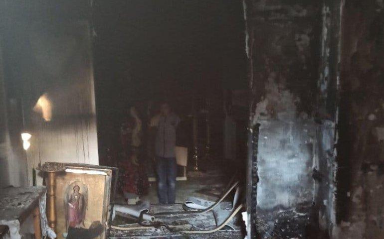 На Одещині 12-річний спалив церкву РПЦ. Каже — хотів помститись однокласнику