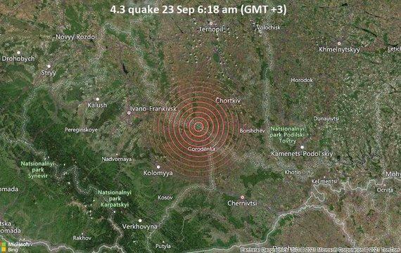 Після ранкового землетрусу.. Як ми можемо вберегтися від небезпеки?
