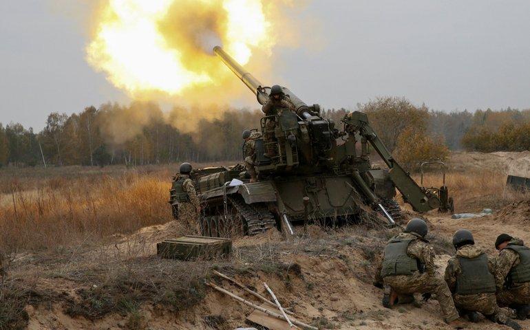 Газогін смерті : чому відбувається військове загострення на Донбасі.