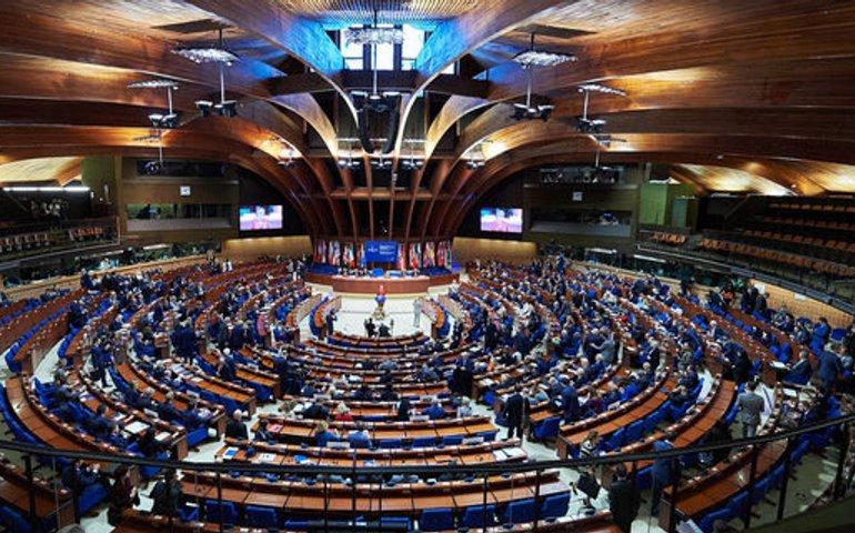 Росіяни в ПАРЄ оголосили бойкот — їм не дозволяють ходити Страсбургом