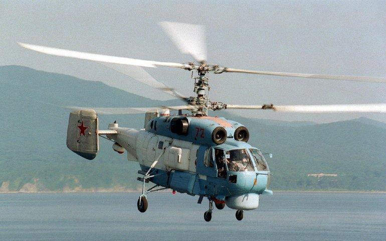 На Камчатці розбився гелікоптер ФСБ