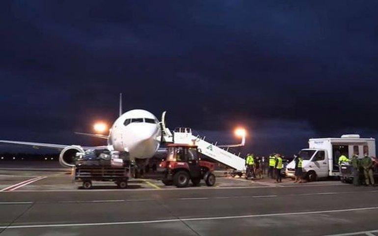 Україна прийняла ще один евакуаційний рейс з Кабулу: допомогли Ватикану та Канаді