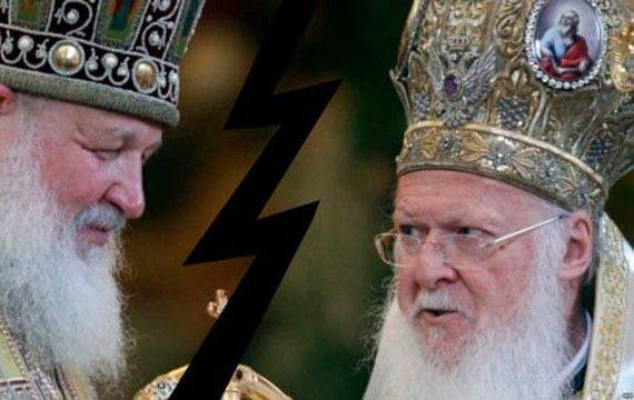Москва тікає з православ'я