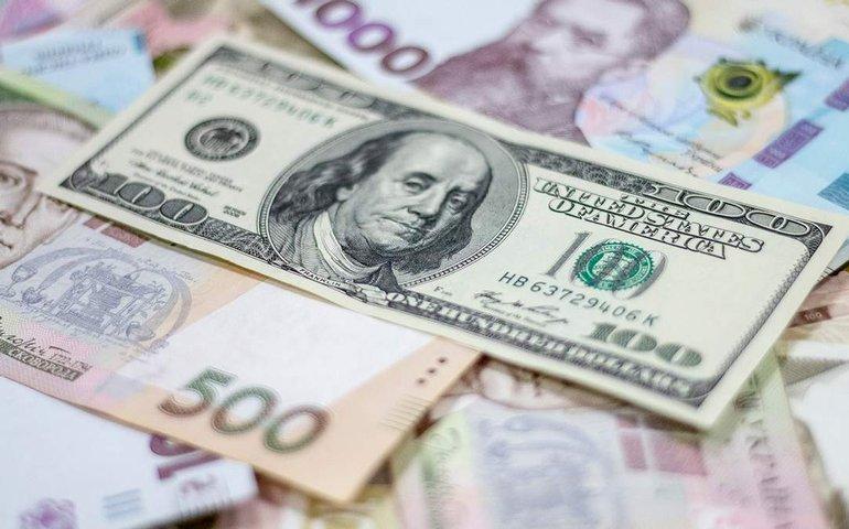 НБУ: Курс долара зростає другий день поспіль після падіння