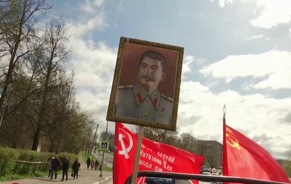 Arte: Племя Путина. Победобесие вместо памяти.