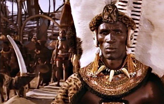 ПРОСТО ІСТОРІЯ: ЧОРНА-ЧОРНА АФРИКА