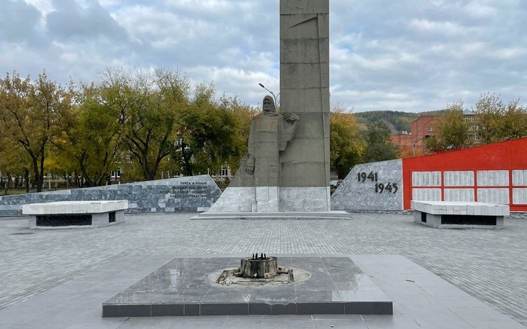 В Росії бездомного звинувачують у реабілітації нацизму: сушив шкарпетки на вічному вогні