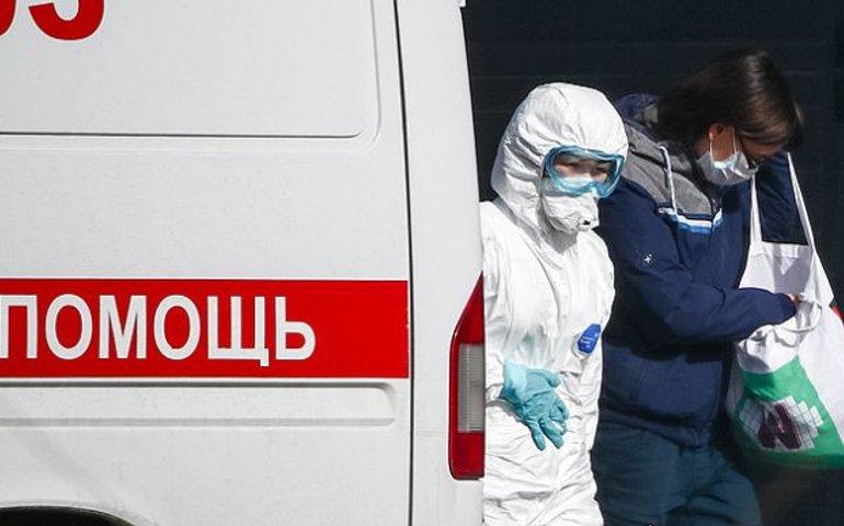 Росія встановила рекорд смертності від COVID