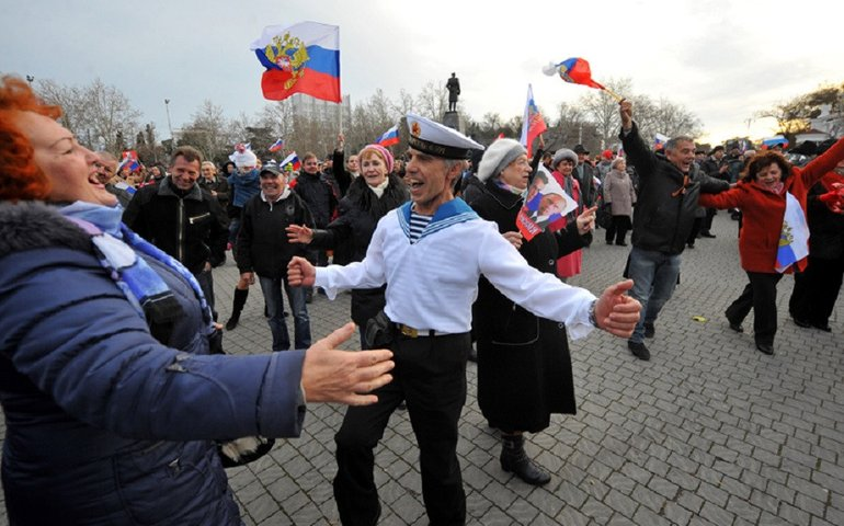 Нищий оккупированный Крым будут убеждать в «хорошей жизни» россиян