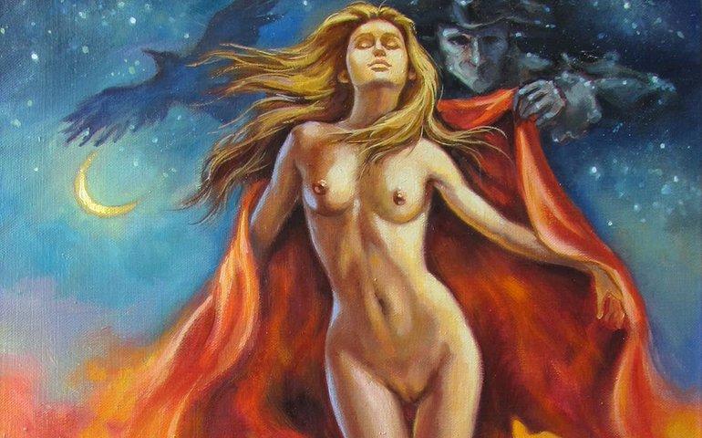 Вордпрес знову заборонив картини Костянтина Шипті!