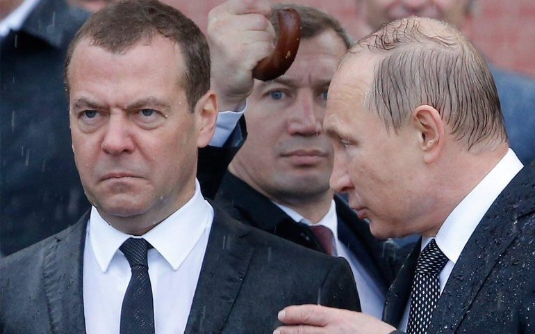 Статья Дмитрия Медведева про Украину или пять коротких тезисов кремлёвского тупика