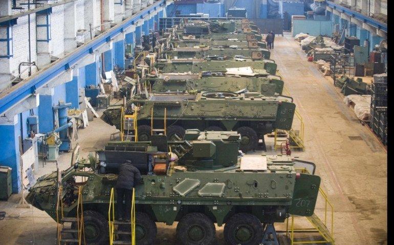 Минстратегпром укрепляет свои позиции