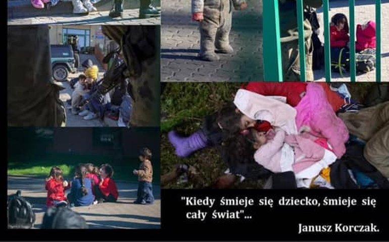 Діти, як інструмент пропаганди. Польща — Донбас — Росія